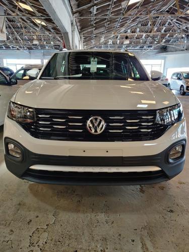 Volkswagen T-cross Comfortline Tiptronic - Entrega Inmediata