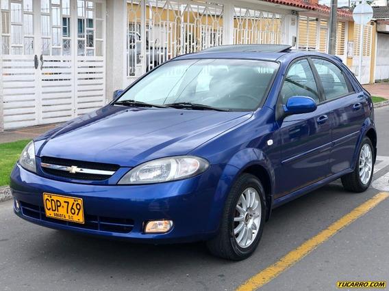 Chevrolet Optra Lt 1800cc Hb Mt Tc Aa Ab Abs D