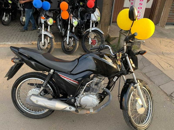 Honda Cg 125 Fan 2016