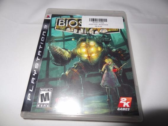 Jogo Ps3 - Bioshock
