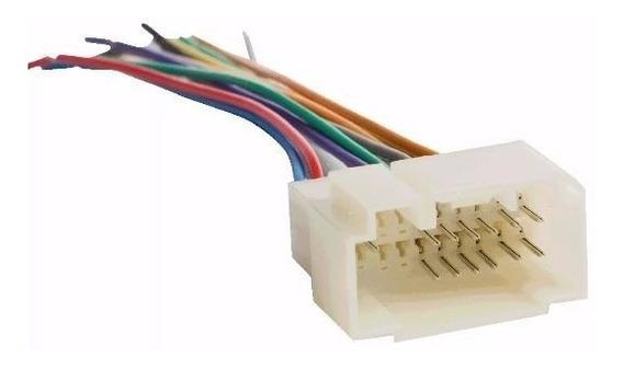 Conector Chicote Plug Honda Fit Original