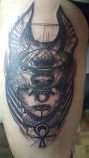 Tatuaje Profecional En La Nuevo Santo Domingo P.i.p Tattoo