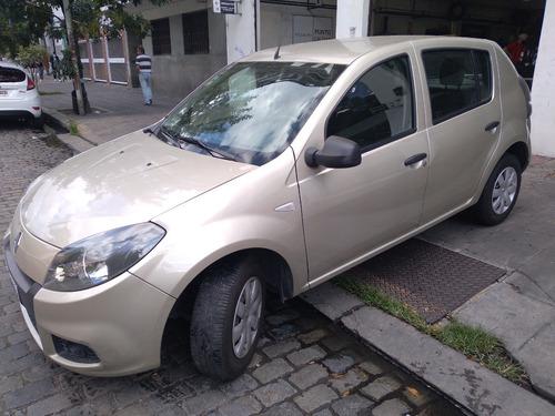 Renault Sandero/14 Authentique Pk Excelente! Financ-perm(mb)