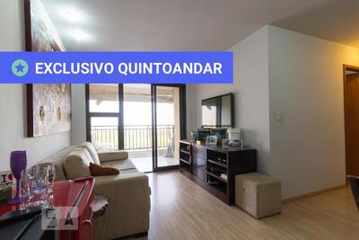 Apartamento No 12º Andar Mobiliado Com 3 Dormitórios E 2 Garagens - Id: 892871892 - 171892