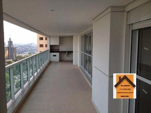 Apartamento A Venda No Bairro Alphaville Industrial Em - Vpsplend-06-1