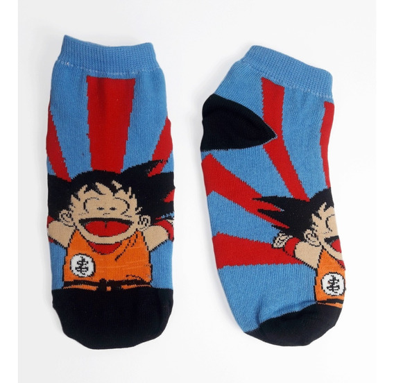 Medias Tv Retro - Medias Personajes 90`-goku Dragon Ball