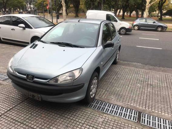 Peugeot 206 1.9 Xrd Confort 2005