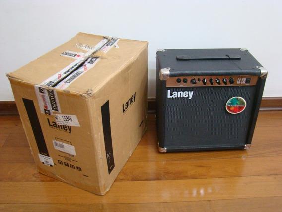 Laney Lc-15r Valvulado 15w - Inglês - C/ Celestion - Trocas