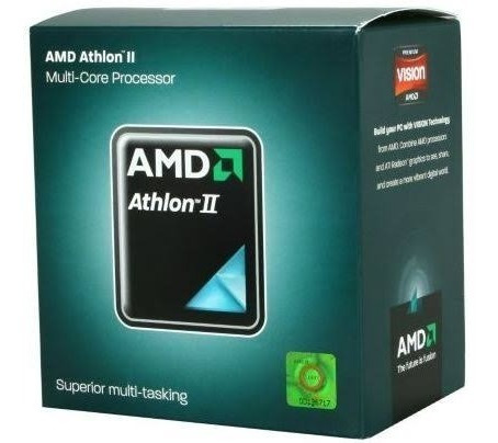 Processador Amd Athlon Ii X4 645 3.1ghz / 2mb / Am2+ Am3 Am3+