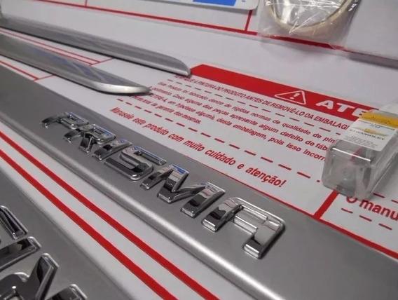 Friso Cromado Prisma Prata Switchblade Original 98550753
