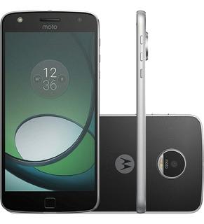 Motorola Moto Z Play Xt1635 32gb Preto Reembalado