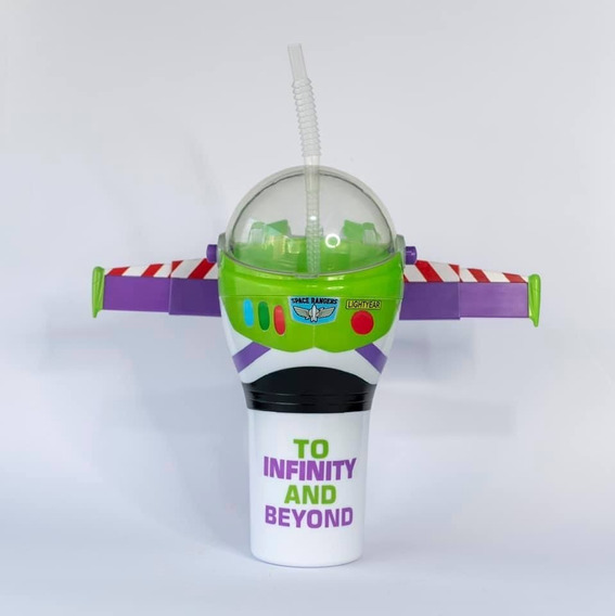 Vaso Buzz Light Year Cinemex Toy Story 4 Sellado