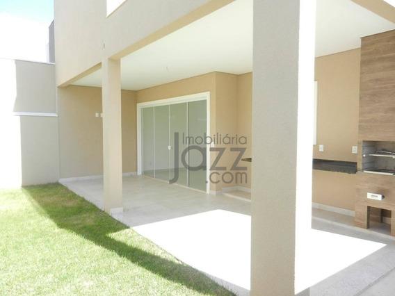 Casa Residencial À Venda, Residencial Portal Do Lago, Sumaré. - Ca3717
