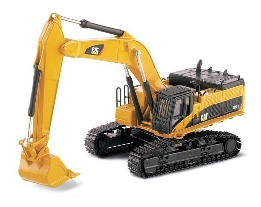 Norscot Caterpillar Cat CT660 Betoneira Caminhão Brinquedo Mini Diecast Modelo 55461