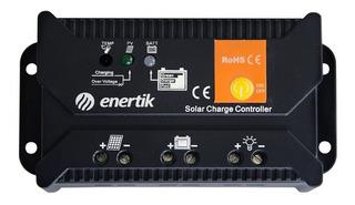 Regulador De Voltaje Para Panel Solar 12v/24v 5a - Enertik