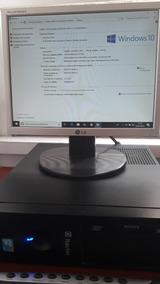 Pc Usado Itautec Completo - Intel - I5 / 4gb Mem / Hd 250gb