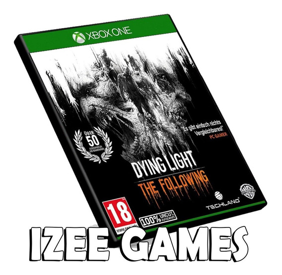Dying Light The Following Xbox One Digital + 1 Jogo Grátis