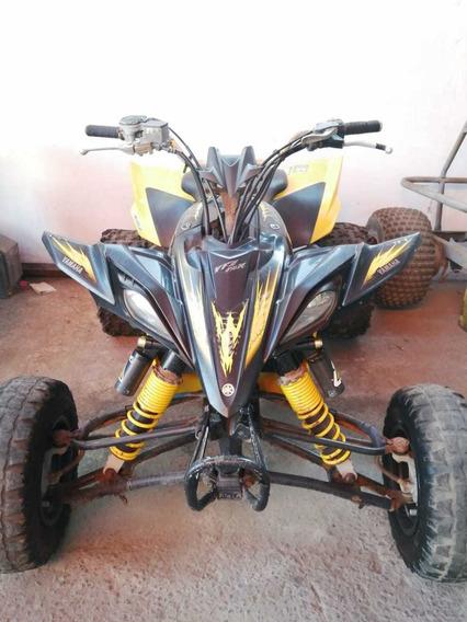 Yamaha Raptor Edicion Limitada Año 2012