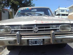 Dodge Polara 4 Puertas Caja De Tercera Palanca Al Volante