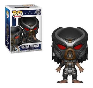 Funko Pop Predator Fugitive #620 Depredador Jugueterialeon