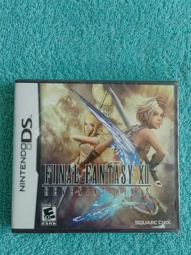 Imagen 1 de 4 de Final Fantasy Xii Revenant Wings Fisico Nuevo Original