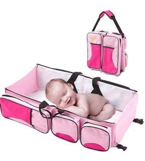 Practicuna Plegable Bolso De Bebe Cambiador Portatil Viaje