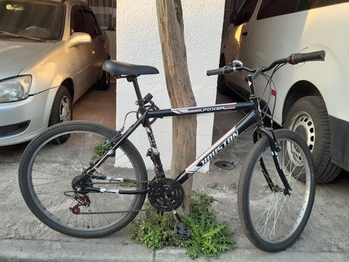 Imagem 1 de 5 de Vendo Bike Houston Aro 26 Divido Em 10x No Cartão