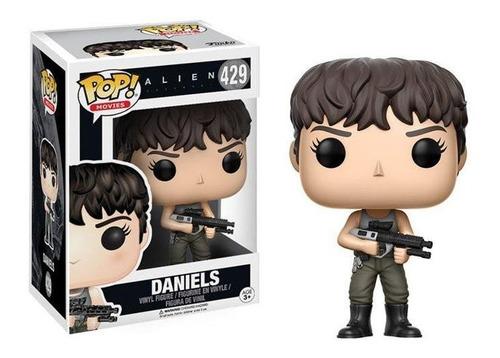 Daniels Aliens - Funko Pop Original Caja Dañada