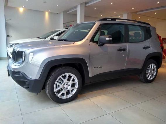 Jeep Renegade 1.8 Sport Automatica Anticipo O Usado Tasa0%