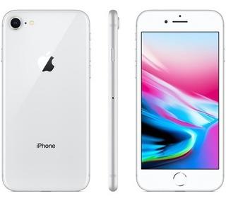 iPhone 8 64gb Prata Tela 4.7 Ios 4g Câmera 12mp - Apple