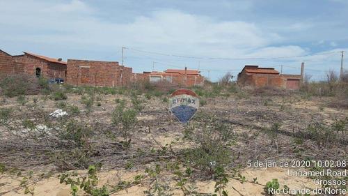 Terreno À Venda, 400 M² Por R$ 12.000,00 - Centro - Areia Branca/rn - Te0010