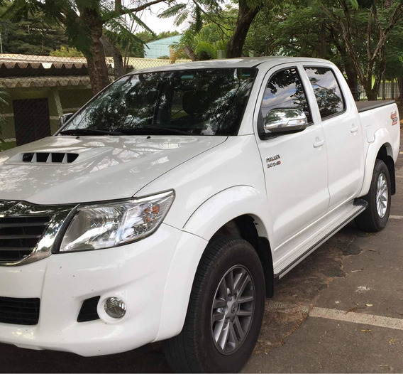 Hilux Srv Top Ano 2012