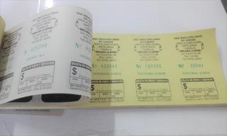 Boletas De Ventas 5x1, 20 Talonarios, 5000 Boletas, Imprenta