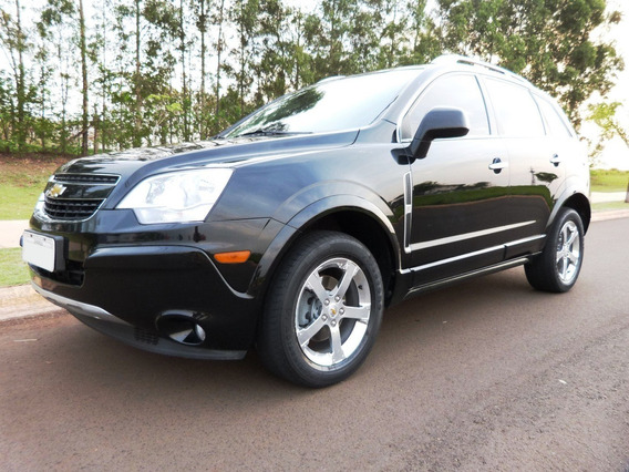 Chevrolet Captiva Sport Awd 3.6 V6 24v 268cv 4x4 - 2009