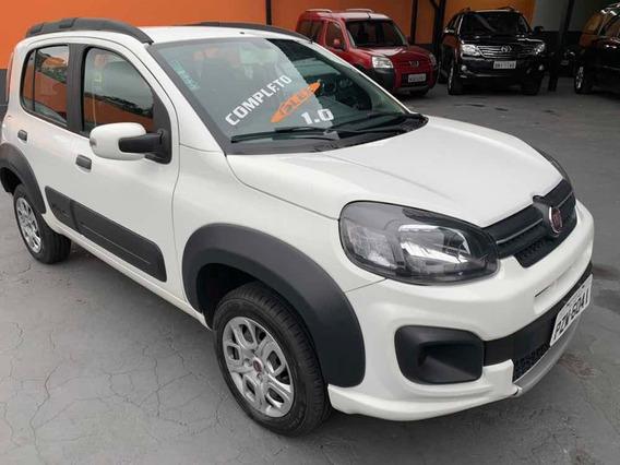 Fiat Uno 1.0 Way Flex 5p 2018