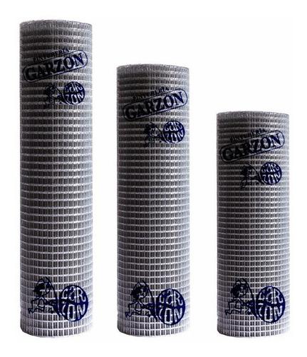 Rollo X 25mt De Tejido Electrosoldado 1,0mt X7,5cmx5cmx1.8mm