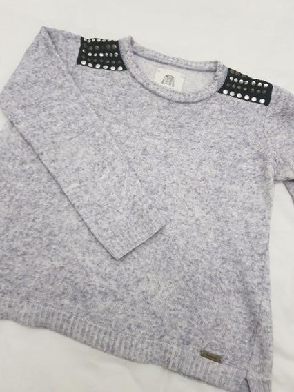 Sweater Pulover Mujer Lana Wanama