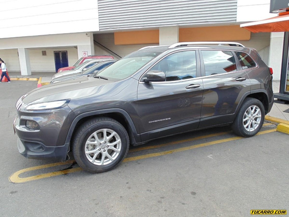 Jeep Cherokee Longitude 3.2 At