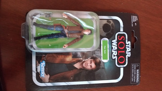 Star Wars Han Solo Kenner