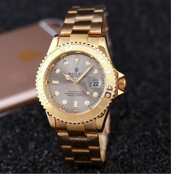 Reloj Rolex Date Just Y Yatch Master