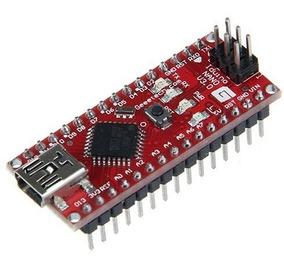 Arduino Nano V 3.0 Rev3 Atmega168 5v 16mhz - Leia Descrição