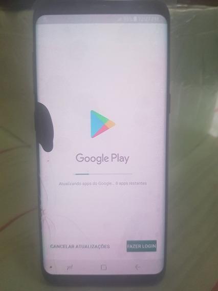 Display Touch Samsung S8 G950 Original Com Detalhe E Aro
