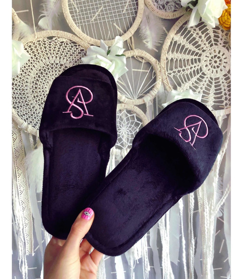 Pantuflas Victoria Secret