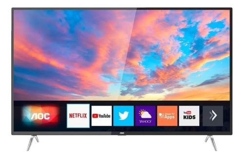 """Smart TV AOC 50U6295/77G LED 4K 50"""""""
