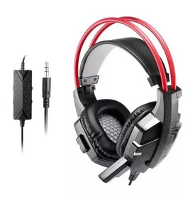 Fone Headset Gamer Universal Dobe Ps4 Xbox 360 / One Ps3 Pc