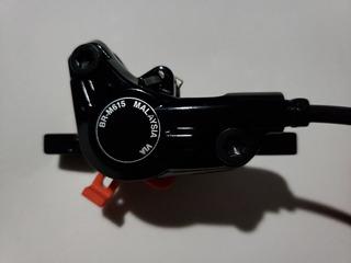Caliper Pinça Deore M615 Traseira (serve Manete Slx Zee Etc)