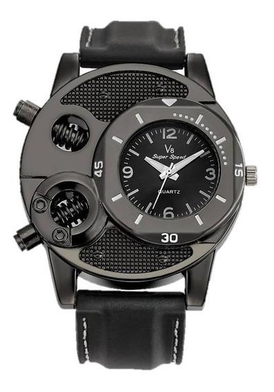 Reloj Hombre Moderno Caballero De Moda