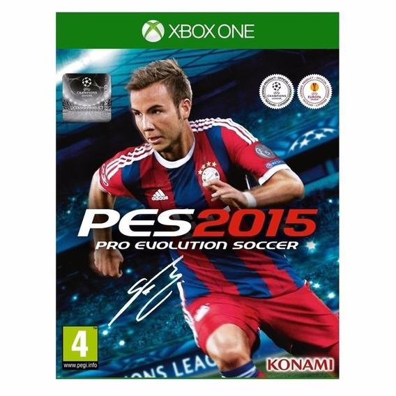 Xone Pro Evolution Soccer 2015