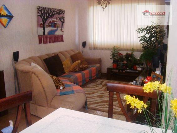 Apartamento Com 3 Dormitórios À Venda, 85 M² Por R$ 480.000,00 - Vila Granada - São Paulo/sp - Ap0694