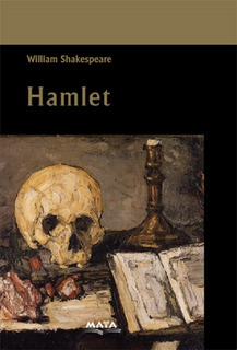Libro. Hamlet. William Shakespeare. Ed. Maya. Mariscal